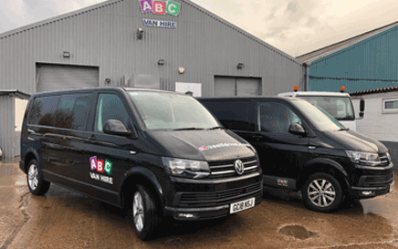 Van Hire Company in Coventry 12 15 seater mini bus Luton